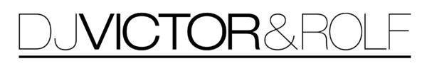 DJ Victor & Rolf Retina Logo